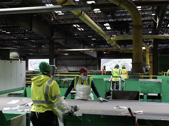 Brookhaven recycling center reopens after $7.5M overhaul