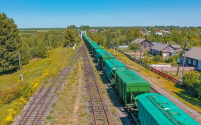 Winters Rail Newsletter #5: Moving Toward A Cleaner Future With Rail!